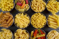 Pasta Rice And Pulses Stock Images - 30388704