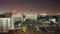 Aerial View Of Bangkok Downtown Skyline Royalty Free Stock Image - 30391496