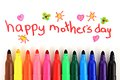 Mother S Day Card Royalty Free Stock Photos - 30399368