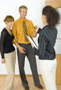 Here You Are Stock Photo - 3041710