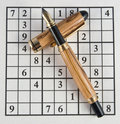 Fine Writing Instrument Stock Photography - 3043562