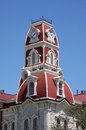 Bell Tower Of County Courthouse Royalty Free Stock Photography - 30400457