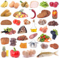 Food For All Tastes Stock Image - 30401951