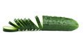 Cucumber Slices Royalty Free Stock Images - 30405319