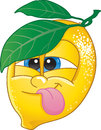 Cartoon Lemon Stock Photo - 30405450