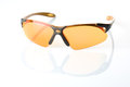 Sports Glasses On A White Background Stock Images - 30408674