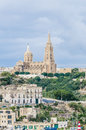 Parish Church In Mgarr, Gozo Royalty Free Stock Images - 30428869