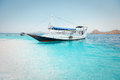 Local Fishing Boat In The Ocean Stock Images - 30432974