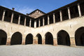 Interior Castle Pandino, Italy Royalty Free Stock Images - 30453119
