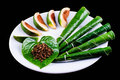 Areca Nut, Betel Nut Chewed With The Leaf Royalty Free Stock Images - 30454539