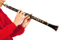 Clarinet Player Stock Images - 30483554