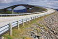 The Atlantic Road In Norway Stock Photography - 30485162