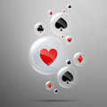 Playing Card Suits Royalty Free Stock Image - 30489806