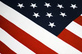 Close-Up, American Flag Stock Photo - 3052850