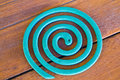 The Mosquito Repellent Coil Royalty Free Stock Images - 30501509