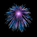 Fireworks Exploding In Sky Stock Images - 30504574