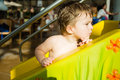 Boy At The Water Park Stock Photography - 30509172