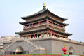 Bell Tower Of Xi An Stock Images - 30515954