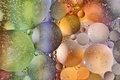 Multicolor Bubbles Abstract Background Royalty Free Stock Photo - 30516265
