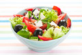 Greek Salad Royalty Free Stock Images - 30516689