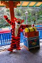 Tigger From Winnie The Pooh Stock Image - 30517831