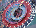 Zodiacal Clock In Bern Royalty Free Stock Photo - 30534225