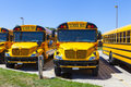 Yellow School Bus Royalty Free Stock Photos - 30542408