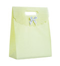 A Paper Bag With Bow Stock Photo - 30545120