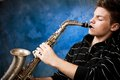 Saxophone Royalty Free Stock Photo - 30550975