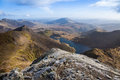 Views From Snowdon Stock Images - 30573074