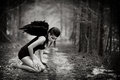 Fallen Angel Royalty Free Stock Images - 30577869