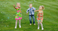 Portrait Of Three Friends Royalty Free Stock Image - 30579486