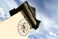 The Clock Tower In Graz Royalty Free Stock Photo - 30586745