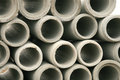 Concrete Tubes Royalty Free Stock Images - 3063909