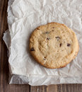 Freshly Baked Chocolate Chip Cookies Royalty Free Stock Photography - 30617617