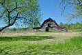 Abandoned Barn In Field Stock Image - 30620841