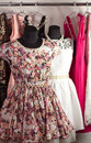 Dress On A Mannequin Stock Photo - 30624330
