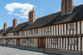 Tudor Style Buildings Royalty Free Stock Images - 30628379