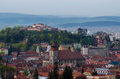 Brasov Overview Stock Photography - 30653232