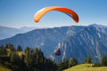 Paragliding Stock Image - 30668391