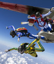 Skydiving Photo. Stock Photo - 30680090