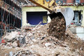 Demolition Site Royalty Free Stock Images - 30688129