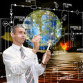 Engineering Astronomy Research Royalty Free Stock Images - 30704199