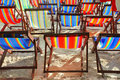 Beach Chairs Royalty Free Stock Image - 30706796