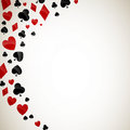 Playing Card Suits Royalty Free Stock Images - 30707649