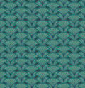 Abstract Seamless Retro Pattern. Green Floral Back Royalty Free Stock Images - 30748539