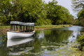 C&O Canal Boat Royalty Free Stock Photography - 30768787