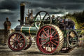 Traction Engine Royalty Free Stock Photos - 30768958