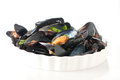 Dish Of Mussel Stock Photography - 30775052