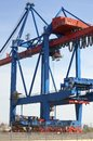 Gantry Crane Stock Photos - 30776433